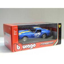 FERRARI 250 GTO #112 Racing BBURAGO MODEL 1/24 #18-26305
