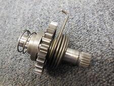 1993 Suzuki RM250 Kickstarter shaft gear assembly 93 RM 250