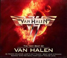The Very Best of Van Halen by Van Halen (CD, Apr-2007, 2 Discs, Warner Bros.)