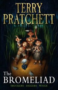 The Bromeliad Trilogy: Truckers - Diggers - Wings-Sir Terry Pratchett