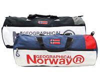 Borsone GEOGRAPHICAL NORWAY Strawberry 65x30x30 cm palestra e viaggio Uomo-Donna