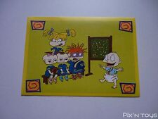 Autocollant Stickers Les Razmoket Rugrats Nickelodeon N°116 / Panini 1999