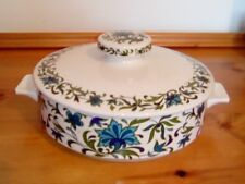 MIDWINTER SPANISH GARDEN TUREEN / CASSEROLE WITH MATCHING LID