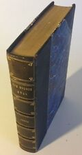 THE BRONZE BELL 1909 1st ed by Vance HARRISON FISHER illus. Fine Binding LEATHER