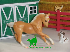 BREYER STABLEMATE FLICKA IN THE WILD SET - PALOMINO WARMBLOOD - READ DESCRIPTION