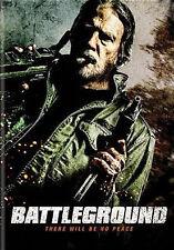 BATTLEGROUND - DVD - Region 1 - Sealed