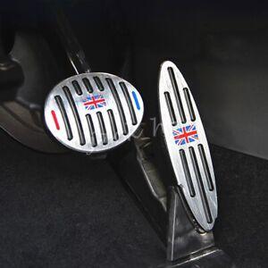 Automatic Brake Gas Pedal Cover For 2007-2021 Mini Cooper Countryman Clubman