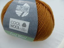 Lana grossa Cool Wool Baby extra fin laine mérinos 50g Couleur 233 OCRE