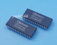 100Pcs W27C512-45Z W27C512 DIP IC EEPROM