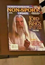 Non-Sport Update Magazine 2003/2004 Lord of the Rings Return of the King Mint!