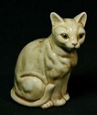 Vintage Norleans Abyssinian Cat Figurine 1960's