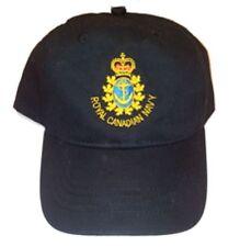 Royal Canadian Navy Cap with pre 1968 RCN Badge