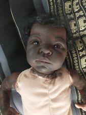 Reborn baby 50cm ohne Klamotten selbstgemachte Puppe