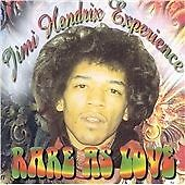 Jimi Hendrix - Rare As Love (2000) CD / BUY IT NOW