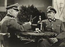 "MARLON BRANDO & PARLEY BAER in ""The Young Lions"" Original Photo 1958"