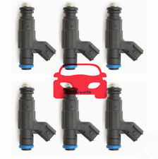 New 6pcs Fuel Injectors Flow 0280155863 For Lincoln LS Jaguar S-Type 3.0L