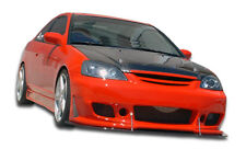 01-03 Honda Civic 2/4DR Duraflex B-2 Front Bumper 1pc Body Kit 100247