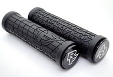 RaceFace Grippler Lock-On Grips, Carbon Friendly and Comfortable, 33mm, Black