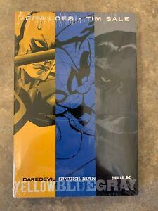 Yellow Blue & Gray (Daredevil, Spider-Man, Hulk) BRAND NEW IN SHRINK Loeb Sale