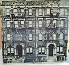 Led Zeppelin Physical Graffiti, 1ST UK Pressing, SSK 89400, 1975, Die-Cut Cover
