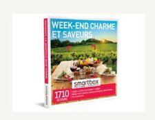 ❤❤❤ Smartbox Week-end De Charme Et Saveurs - Dématérialisée ❤❤❤