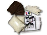 Wax Melt Snap Bar Candle Kit DIY Make Your Own Starter Set Eco Soy Tranquil Set