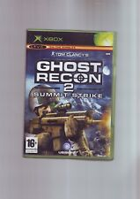 TOM CLANCY'S GHOST RECON 2 SUMMIT STRIKE-XBOX GAME/Compatible 360-COMPLET