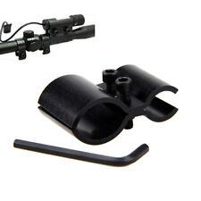 10-21mm&18-31mm Barrel Mount Clamp for Scope Sight Laser Torch Flashlight Black