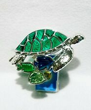 1 Bath & Body Works SEA TURTLE FISH Wallflower Oil Warmer Plug Unit NIGHTLIGHT