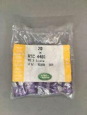 Genuine Land Rover 3 amp Blade Fuses RTC4481 Purple fuse 20 packs