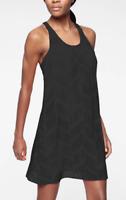 ATHLETA Brookfield Dress- Black NWT $98 Sz XS    SOLD OUT