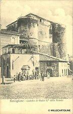 RONCIGLIONE - Castello di Giulio II della Rovere - 1916