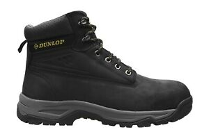 Dunlop Unisex Safety On Site Steel Toe Cap Safety Boots