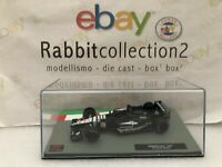 "DIE CAST "" MINARDI PS01 - 2001 FERNANDO ALONSO "" FORMULA 1 COLLECTION 1/43"