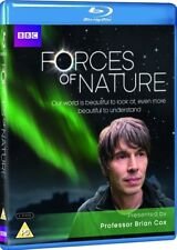 FORCES OF NATURE (2016): BBC TV Series Presented Professor Brian Cox NEW BLU-RAY