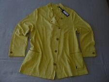 """SALE! NWT OSKA """"Bony"""" Vintage Wash Raw Edge Detail Jacket -size 3 14/16UK RP£179"""