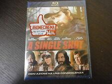 A SINGLE SHOT - FILM IN BLU-RAY NUOVO DA NEGOZIO -  COMPRO FUMETTI SHOP