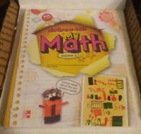 Mcgraw Hill My Math Volume 2 CCSS Good for Homeschool Brand New Paperback