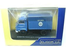 Sinpar Mini Camion con Container (azul) Paris