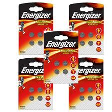 20 x Energizer LR44 A76 AG13 G13A 357 303 1.5V Pilas Alcalinas EXP: 2020