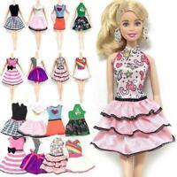 Fashion Cute Handmade Fashion Clothes Dress For Doll Decor Lovely C9G7 K3Y6