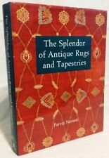 BOOK - The Splendor of Antique Rugs and Tapestries 2001