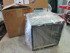 "Dayton Air Handler Micro Fiber Hepa Filter #6B622 12""x12""x11-1/2"" (NIB)"