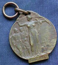 MEDAGLIA GUERRA 1911/12 ALLE ARMI ITALIANE CHE SUL SUOLO DI LIBIA RINNOVANO ROMA