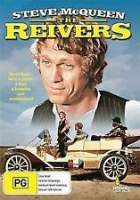 The Reivers DVD Steve McQueen  New and Sealed  Free Shipping   G1