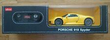 Rastar remote control Car - Porsche 918 Spyder Scale 1:24 Brand New Sealed