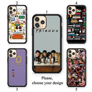 Friends TV series case for iphone 11 12 XR Pro SE Max X XS 8 plus 7 TPU cover SN