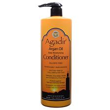 AGADIR Argan Oil Daily Moisturizing Conditioner, 33.8 Fl Oz
