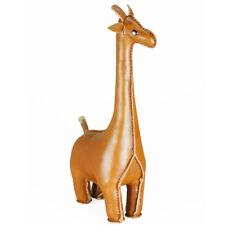 NEW Zuny Classic Giraffe Doorstop - Tan Decor