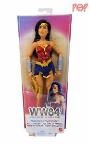 Wonder Woman 1984 - Wonder Woman - Battle Ready Fashion Doll